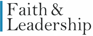 Faith and Leadership logo
